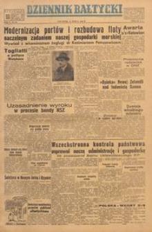 Dziennik Bałtycki, 1949, nr 61