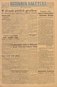 Dziennik Bałtycki, 1949, nr 74