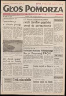 Głos Pomorza, 1983, październik, nr 251