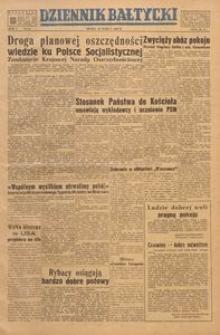 Dziennik Bałtycki, 1949, nr 81