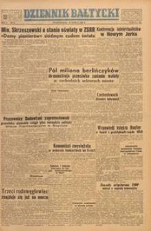 Dziennik Bałtycki, 1949, nr 86
