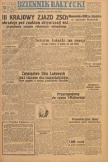 Dziennik Bałtycki, 1949, nr 92