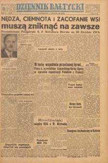 Dziennik Bałtycki, 1949, nr 93