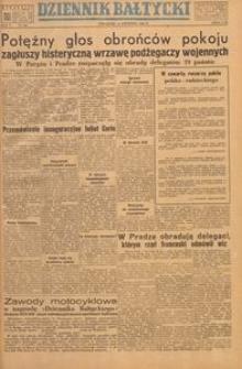 Dziennik Bałtycki, 1949, nr 108