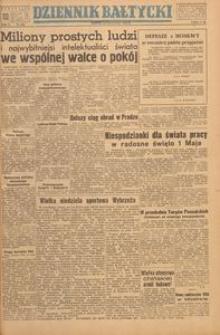 Dziennik Bałtycki, 1949, nr 109