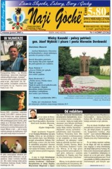 Naji Gochë : dwumiesięcznik społeczno-kulturalny, 2005, nr 1-4