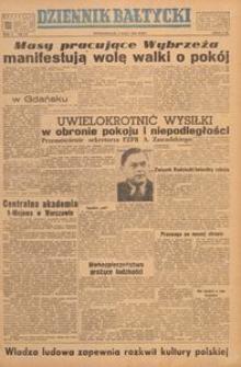 Dziennik Bałtycki, 1949, nr 119