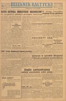 Dziennik Bałtycki, 1949, nr 126
