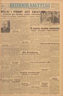 Dziennik Bałtycki, 1949, nr 128