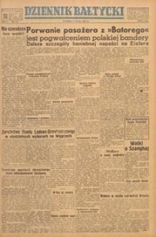 Dziennik Bałtycki, 1949, nr 134