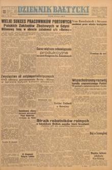 Dziennik Bałtycki, 1949, nr 137
