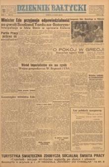Dziennik Bałtycki, 1949, nr 138