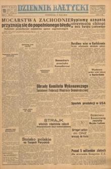 Dziennik Bałtycki, 1949, nr 147