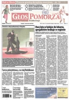 Głos Pomorza, 2012, wrzesień, nr 214