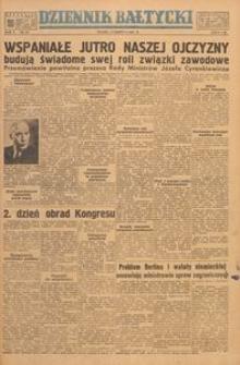 Dziennik Bałtycki, 1949, nr 151
