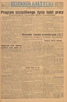 Dziennik Bałtycki, 1949, nr 154