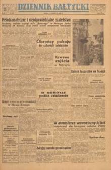 Dziennik Bałtycki, 1949, nr 155