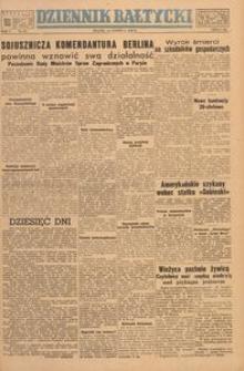 Dziennik Bałtycki, 1949, nr 157