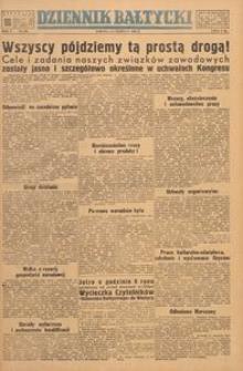 Dziennik Bałtycki, 1949, nr 158