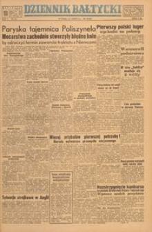 Dziennik Bałtycki, 1949, nr 161