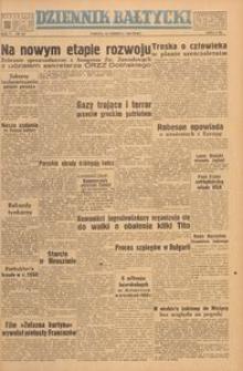 Dziennik Bałtycki, 1949, nr 165