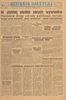 Dziennik Bałtycki, 1949, nr 166
