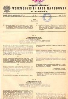 Dziennik Urzędowy Wojewódzkiej Rady Narodowej w Słupsku. Nr 6/1983