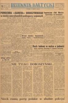 Dziennik Bałtycki, 1949, nr 168