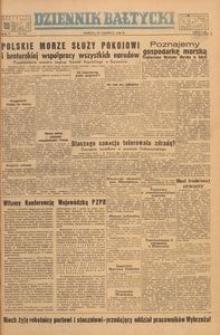 Dziennik Bałtycki, 1949, nr 172