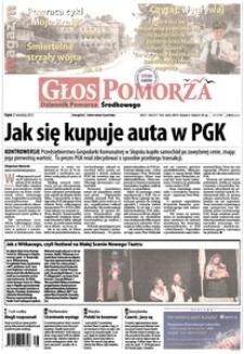 Głos Pomorza, 2012, wrzesień, nr 221