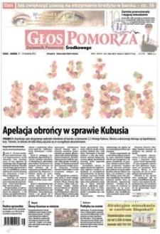 Głos Pomorza, 2012, wrzesień, nr 222
