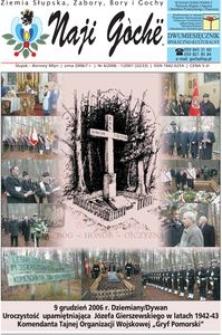 Naji Gochë : dwumiesięcznik społeczno-kulturalny, 2006-2007, nr 6 i 1