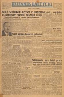 Dziennik Bałtycki, 1949, nr 179