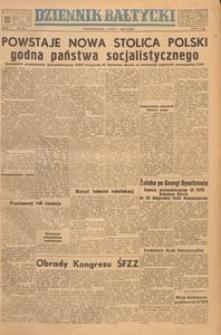 Dziennik Bałtycki, 1949, nr 181