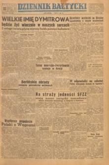 Dziennik Bałtycki, 1949, nr 184