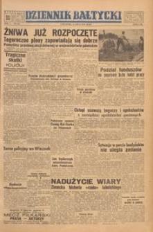 Dziennik Bałtycki, 1949, nr 191