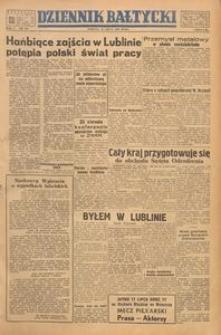 Dziennik Bałtycki, 1949, nr 193