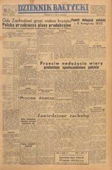 Dziennik Bałtycki, 1949, nr 194