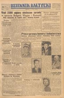 Dziennik Bałtycki, 1949, nr 201