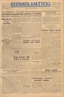 Dziennik Bałtycki, 1949, nr 203