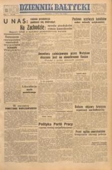 Dziennik Bałtycki, 1949, nr 208