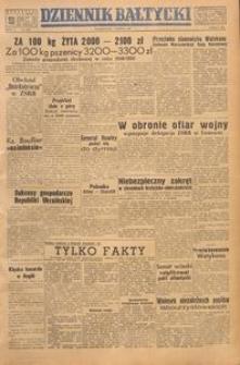 Dziennik Bałtycki, 1949, nr 209
