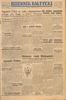 Dziennik Bałtycki, 1949, nr 210