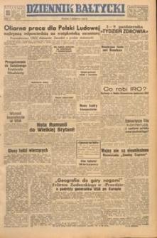 Dziennik Bałtycki, 1949, nr 213