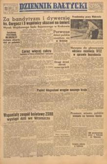 Dziennik Bałtycki, 1949, nr 222
