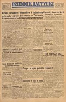 Dziennik Bałtycki, 1949, nr 223