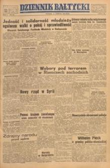 Dziennik Bałtycki, 1949, nr 224