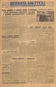 Dziennik Bałtycki, 1949, nr 226