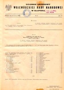 Dziennik Urzędowy Wojewódzkiej Rady Narodowej w Słupsku. Nr 4/1984