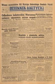Dziennik Bałtycki, 1949, nr 233